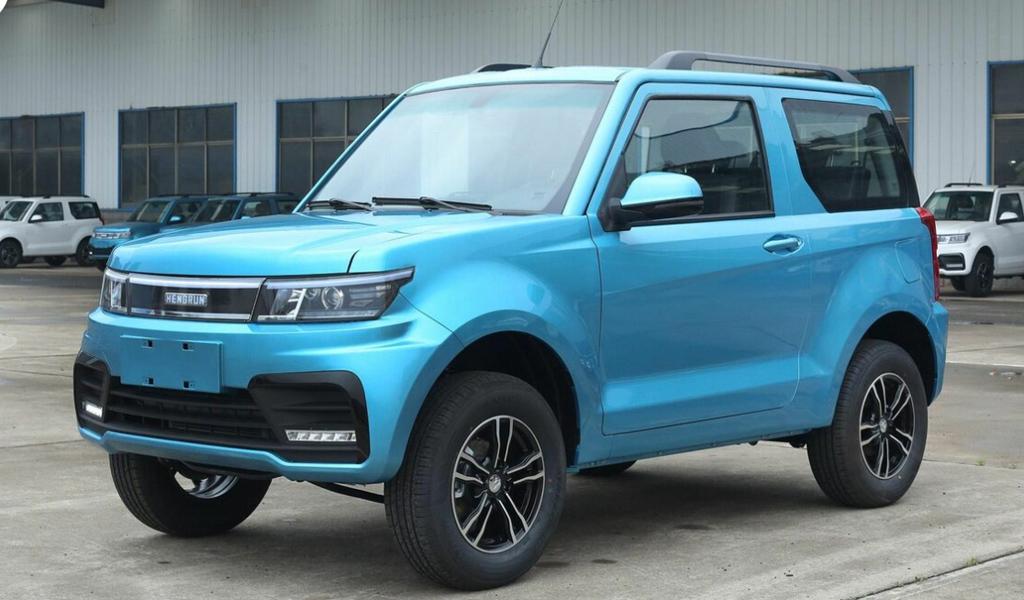 В Китае начали продавать альтернативу Suzuki Jimny по цене дешевле «Нивы»