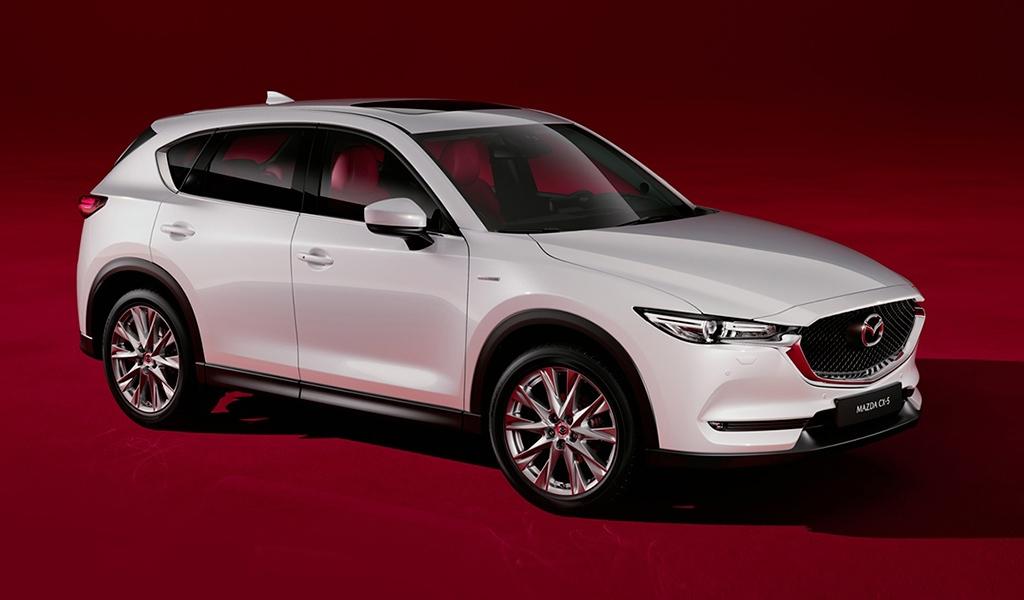 Mazda выпустит минимум 13 новых моделей к 2025 году