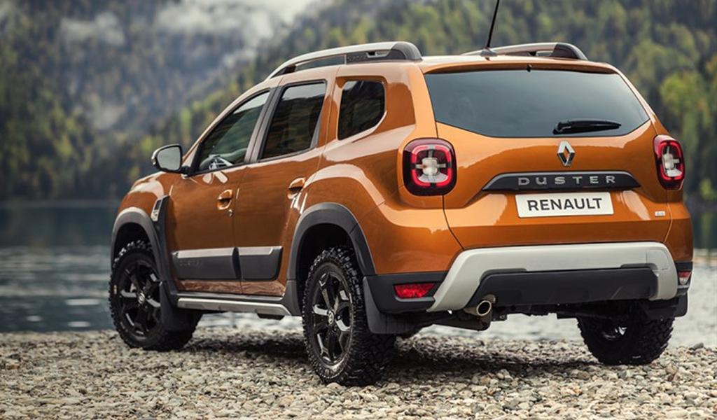 В Казахстане назвали цены на новый Renault Duster