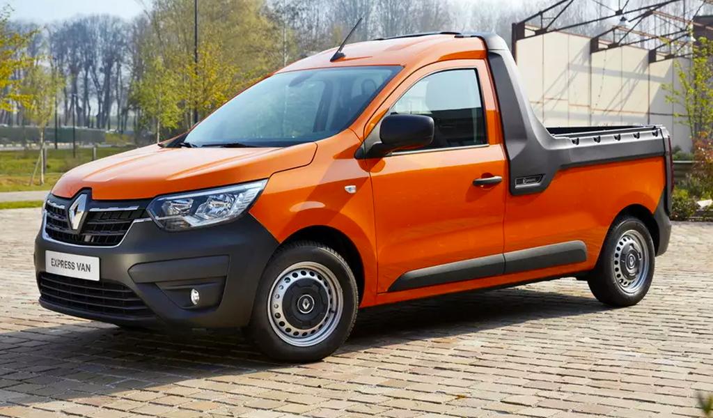 Стартовали продажи бюджетного пикапа Renault Express