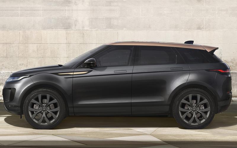 В России стартовал прием заказов на Range Rover Evoque и Discovery Sport в спецверсиях