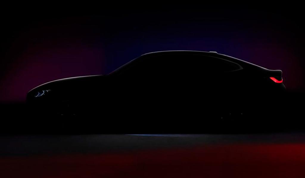 BMW опубликовала тизер будущего конкурента Tesla Model 3