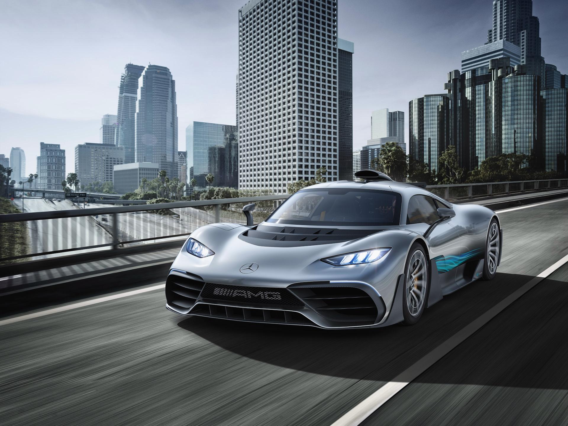 Mercedes-AMG выпустит почти 300 новых спорткаров