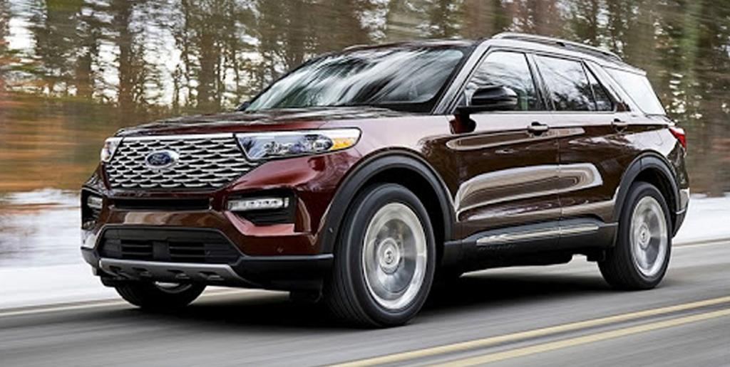 Ford выпустит электрическую версию Explorer
