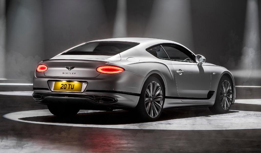 Bentley представила самый быстрый автомобиль в истории бренда