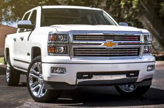 Chevrolet готовится представить свой первый электрический пикап
