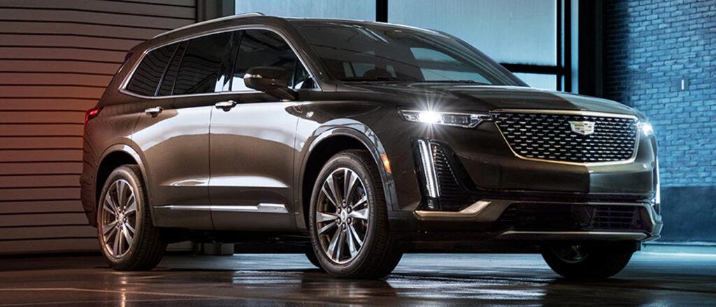 В России подорожали три модели Cadillac