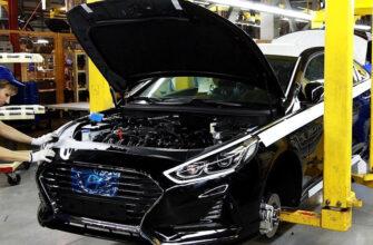 На заводе Hyundai в Санкт-Петербурге с начала года выпущено 123 тысячи автомобилей