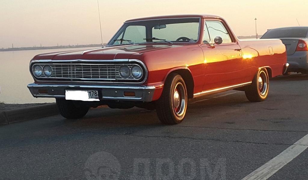 В России за 2,5 млн рублей продают Chevrolet El Camino 1964 года