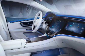 Запас хода электромобиля Mercedes EQS увеличили до 770 км