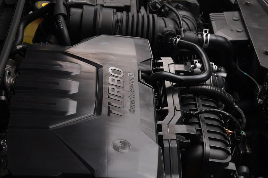 Также будет предусмотрена гибридная версия  двигателя