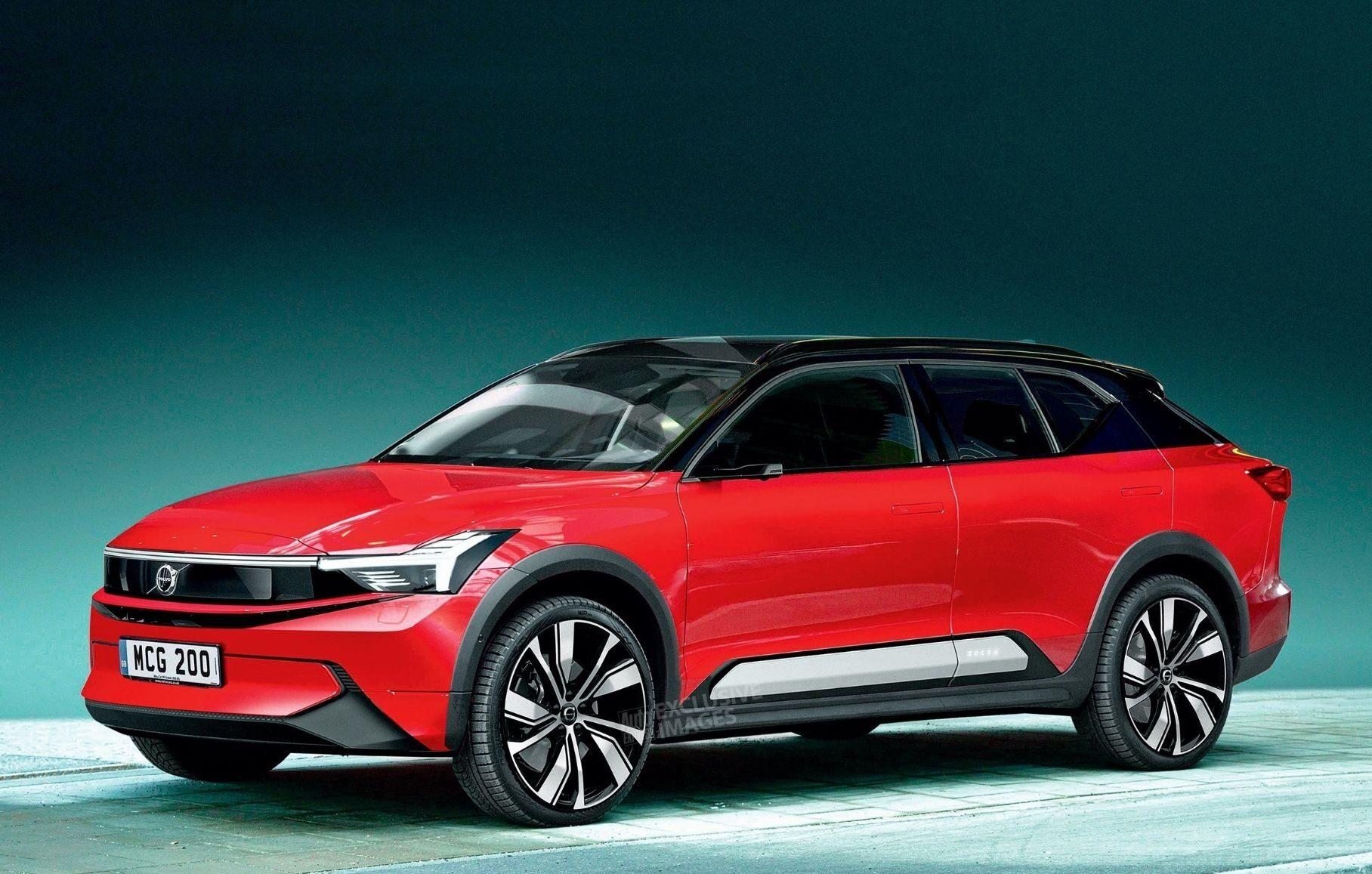 Volvo создаст новый электрокроссовер