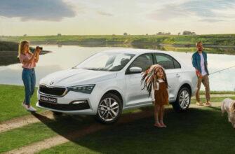 В Санкт-Петербурге самым продаваемым автомобилем месяца стал Skoda Rapid