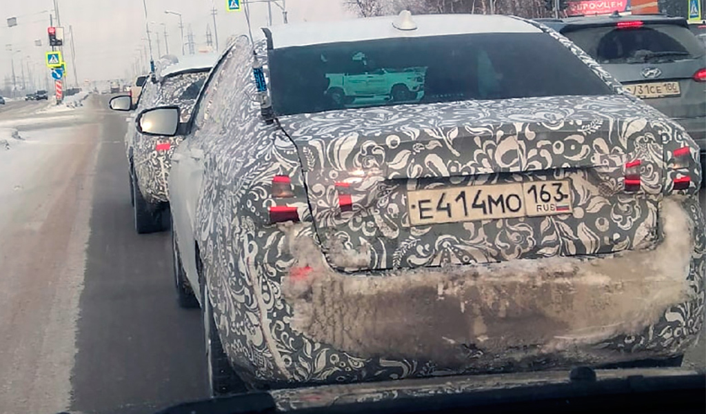 К качеству сборки обновленной Lada Vesta возникли вопросы