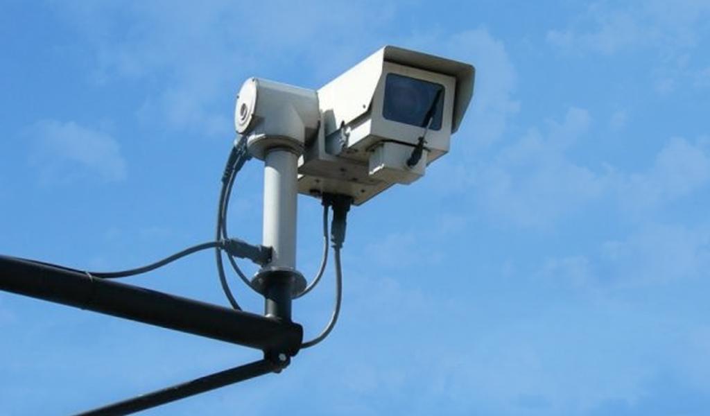 ГИБДД начали ставить камеры на участках, где идет ремонт дорог
