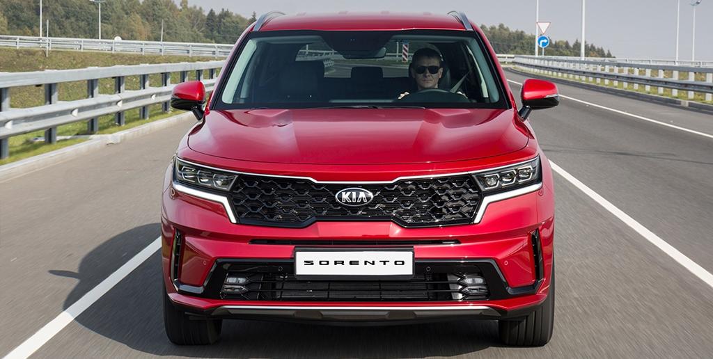 Больше 30% проданных в апреле автомобилей Kia, оформлены в кредит