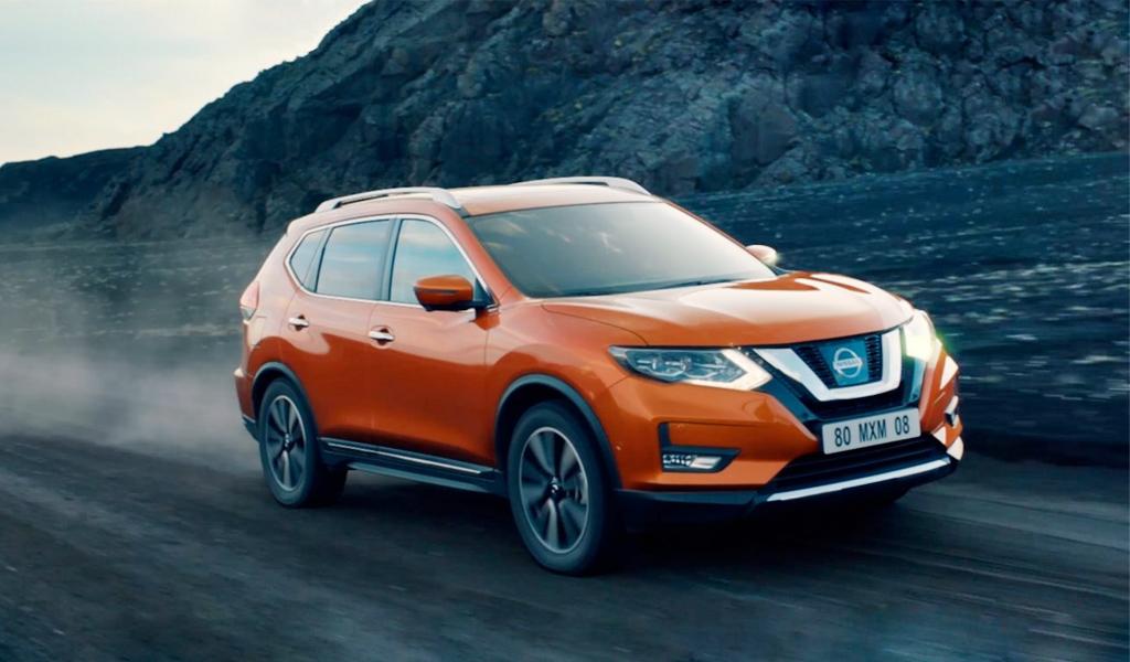 В России прекратили продажи дизельных Nissan X-Trail