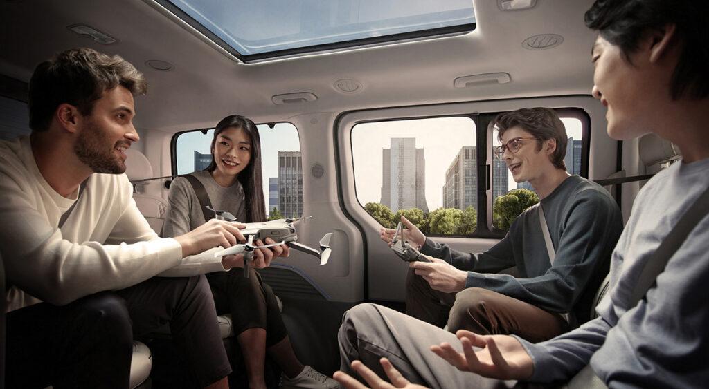 Hyundai Staria с 9-местным салоном