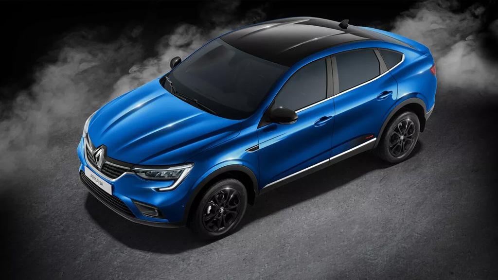 В России подорожали автомобили Renault Kaptur и Arkana