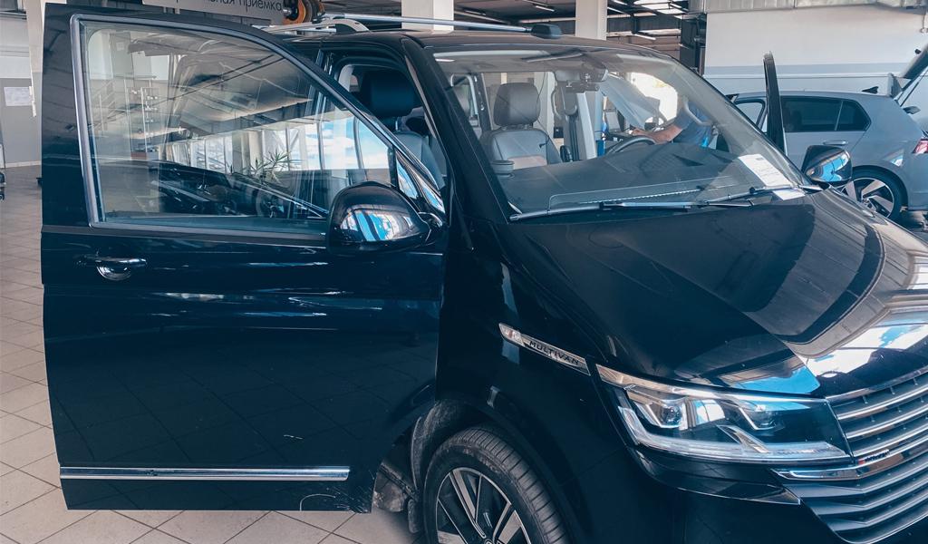 В Нижнем Новгороде временно приостановил работу завод Volkswagen