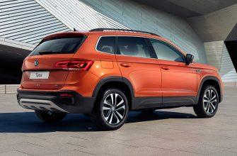 Стали известны новые подробности о самом дешевом кроссовере Volkswagen для России