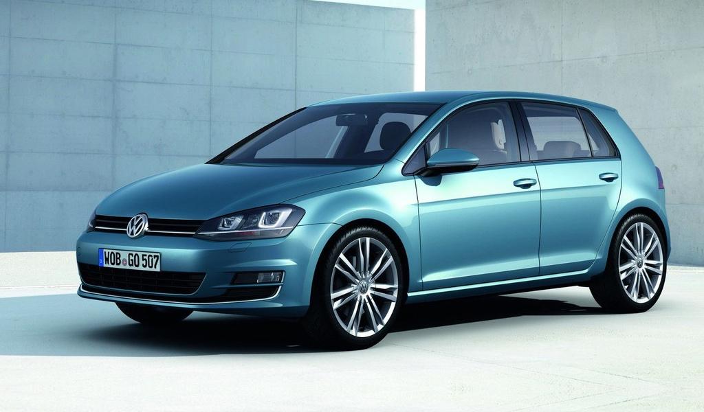 Volkswagen Golf вновь стал самым продаваемым автомобилем в Европе
