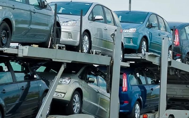 В России выросли продажи импортных автомобилей