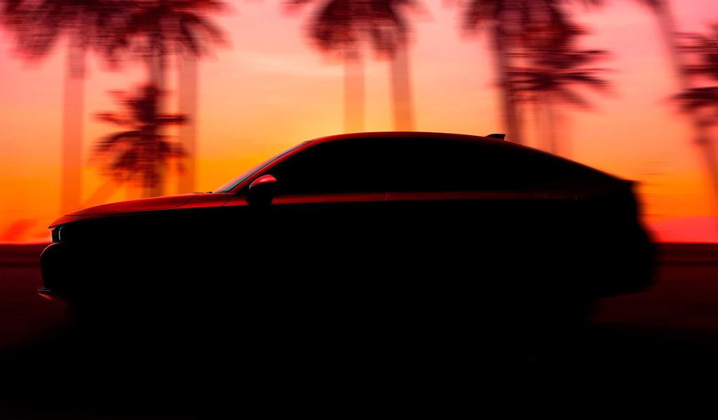 23 июня Honda представит хэтчбек Civic нового поколения