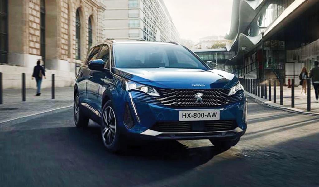 Peugeot подняла цены на три модели в России