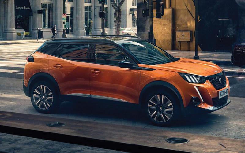 В России подорожали четыре модели Peugeot