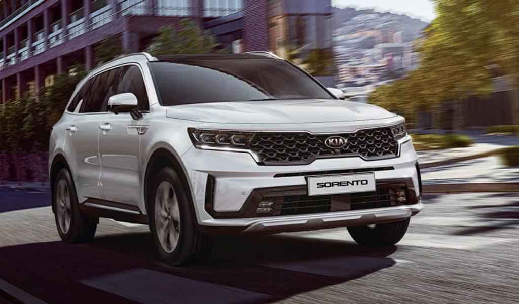 В России выросли корпоративные продажи автомобилей «Киа»