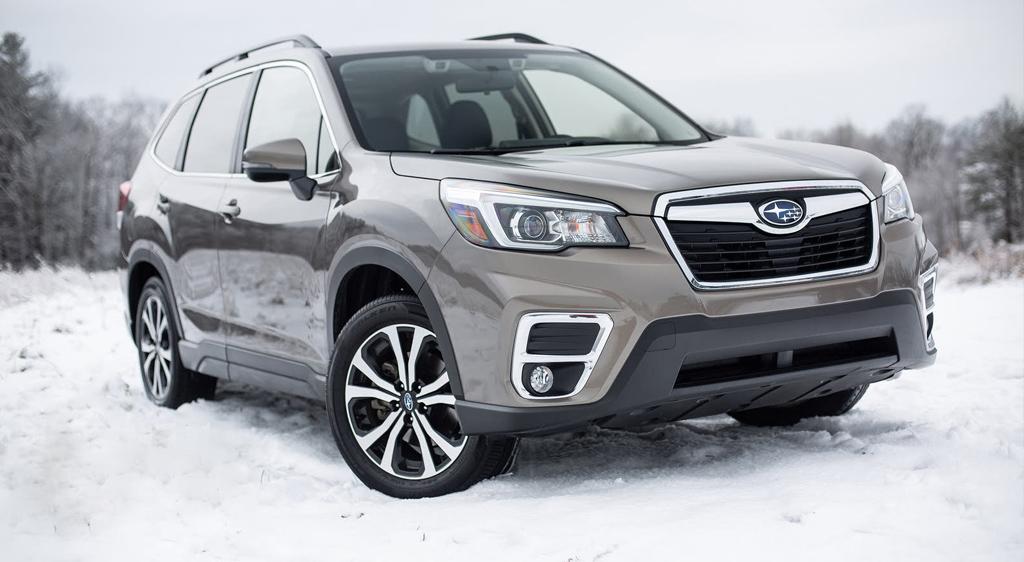 В России под отзыв попали более 7 тысяч автомобилей Subaru