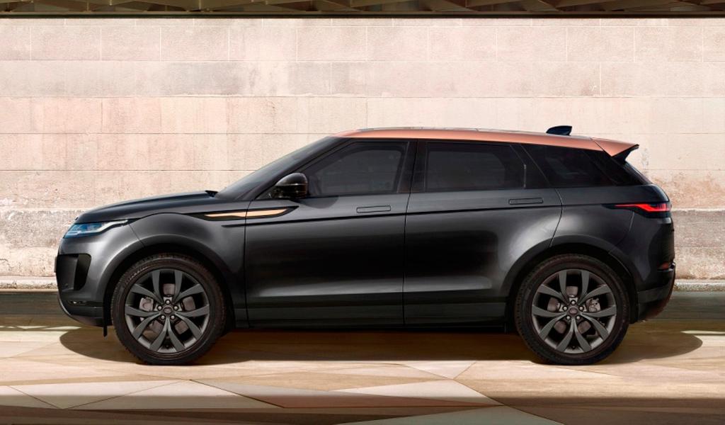 В Россию привезут спецверсию Range Rover Evoque