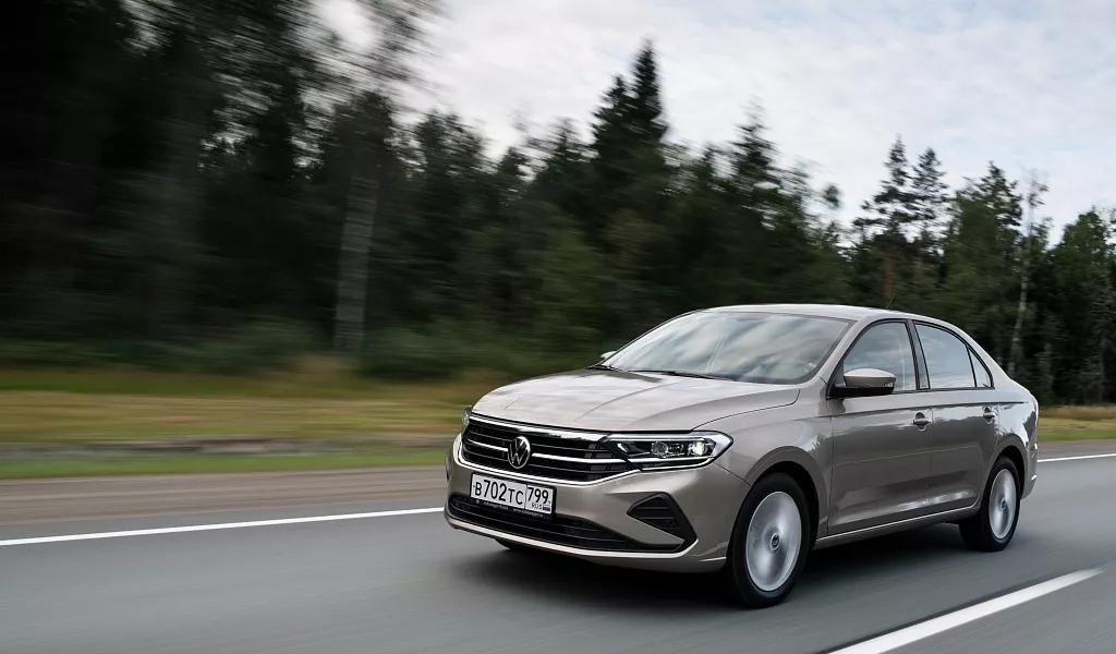 Volkswagen выпустил «футбольную» версию Polo