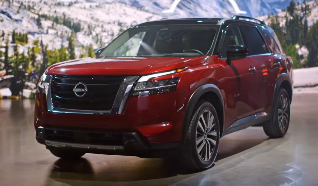 Nissan представил обновленный Pathfinder, который привезут в Россию