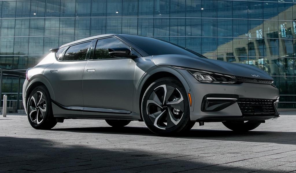 Kia готовится начать прием заказов на электромобиль EV6 First Edition