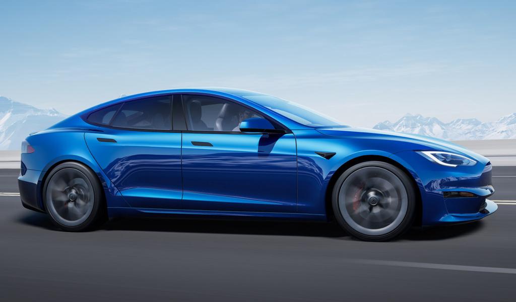 Tesla передумала выпускать самую мощную версию Model S
