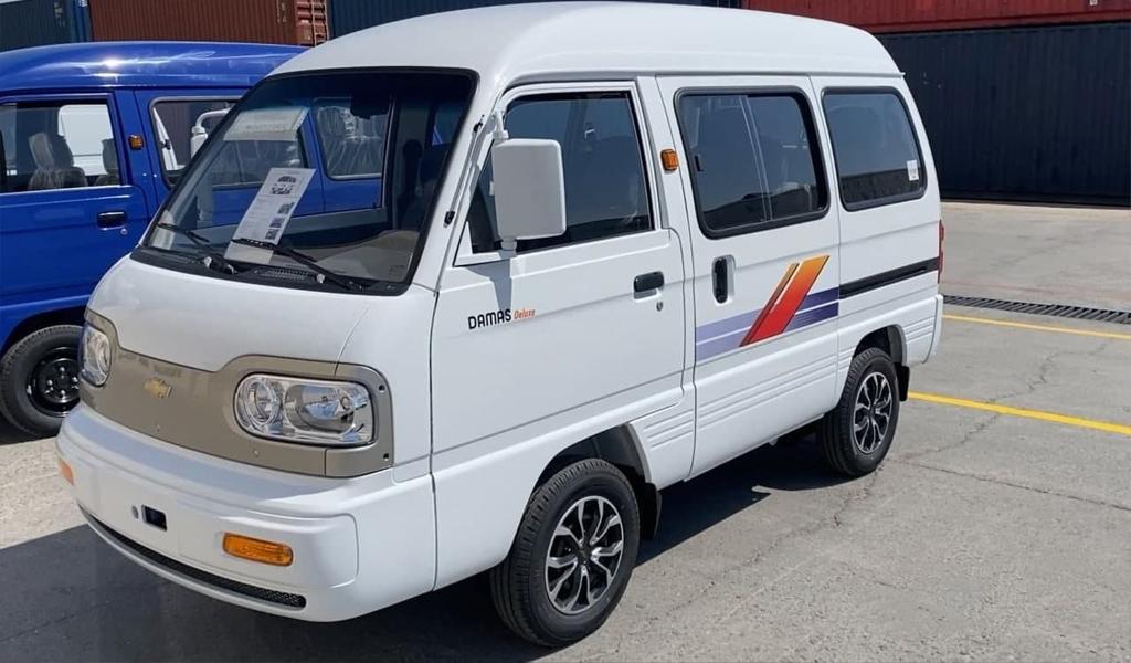 В Узбекистане начнут производство новой версии Damas