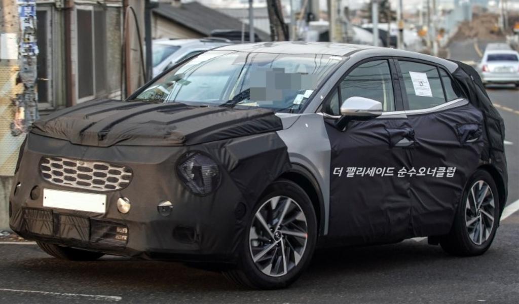 На дорогах общего пользования засняли Kia Sportage нового поколения
