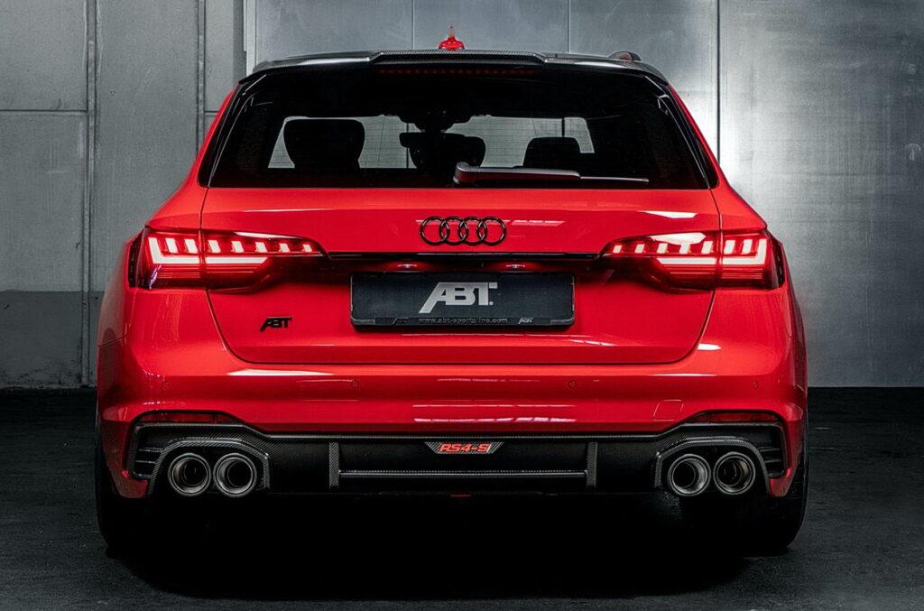 Audi RS4-S