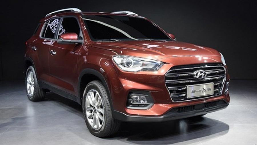 Hyundai ix35 - 2