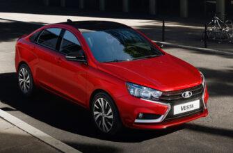 Granta, Vesta и Rio – самые продаваемые автомобили месяца в России