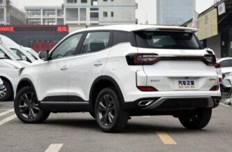 Суббренд Chery представил конкурента Hyundai Creta