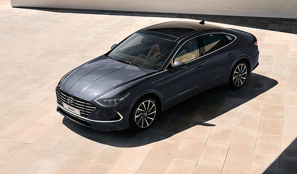 В России подорожали четыре модели Hyundai