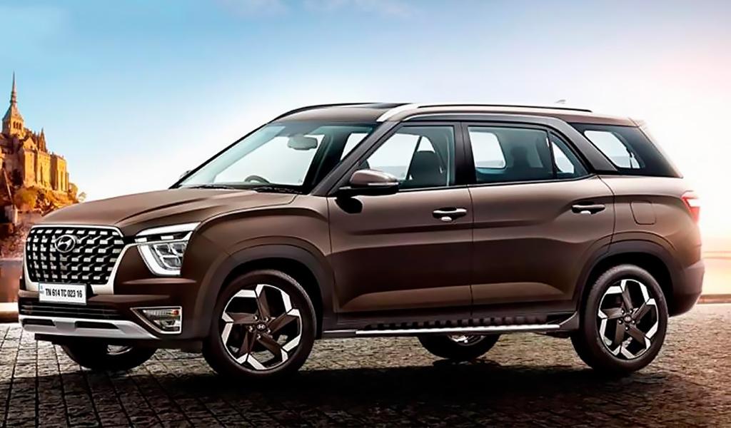 Долгожданная премьера: Hyundai представил семиместный вариант Creta