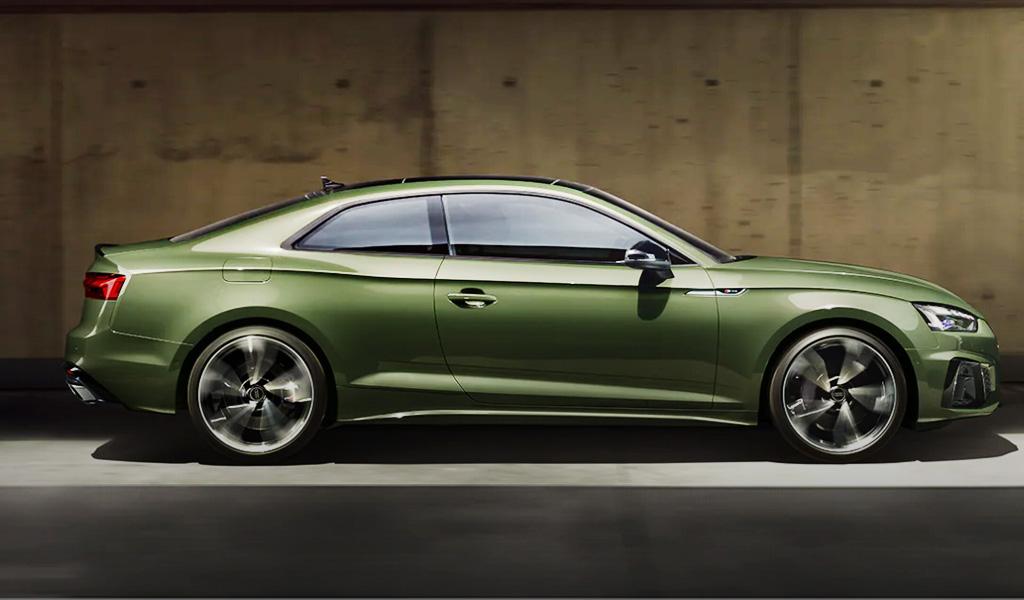 Audi снизила цены на модель Audi A5 в России