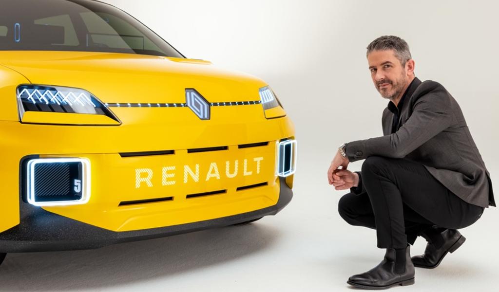 Renault представил новый логотип бренда