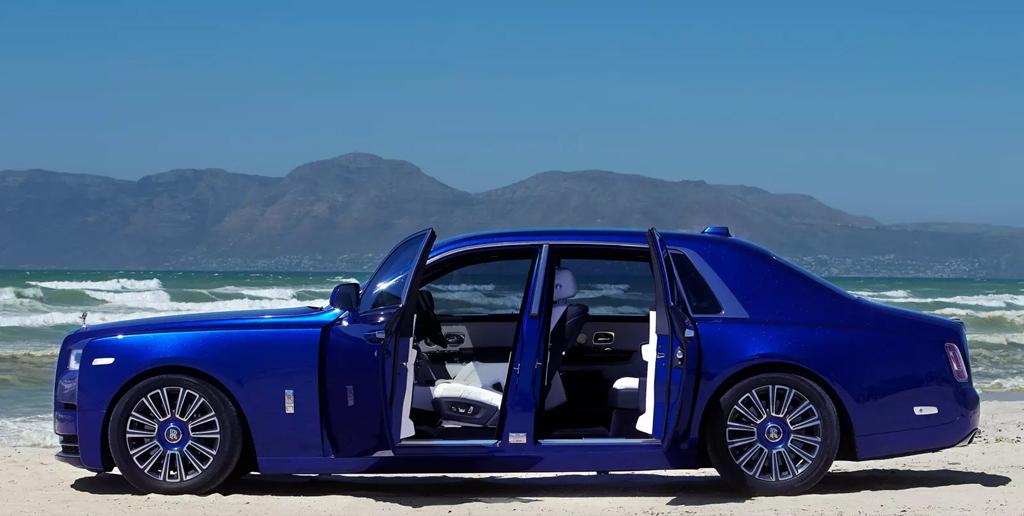 Rolls-Royce будет делать уникальные машины по индивидуальным заказам