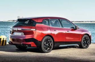 Электрокроссовер BMW iX M60 получит моторы мощностью 560 л.с.
