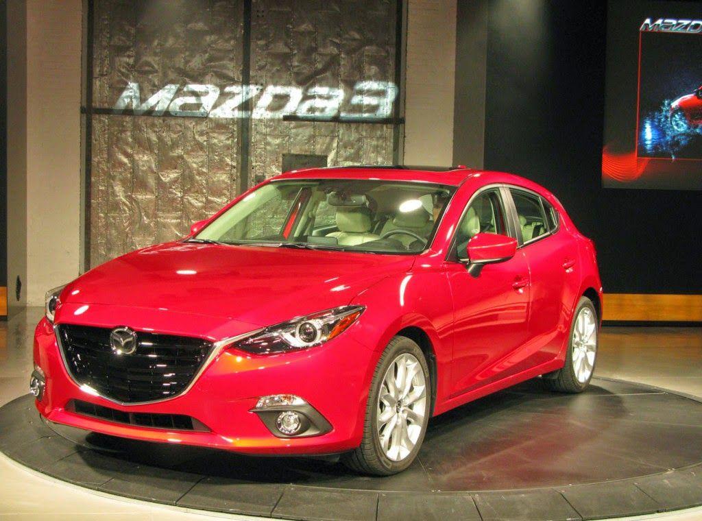 Не так давно в «Мазда Мотор Рус» объявляли об отзыве 800 автомобилей модели Mazda 3
